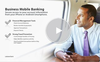 Video - Business Mobile Banking