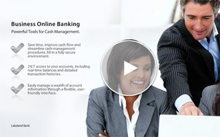 Video - Business Online Banking