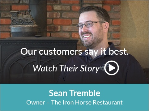 The Iron Horse Restaurant Owner Shares Why He Recommends Lakeland Bank