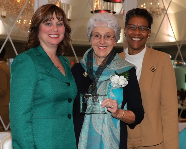 Mary Ann Deacon Girl Scout Award