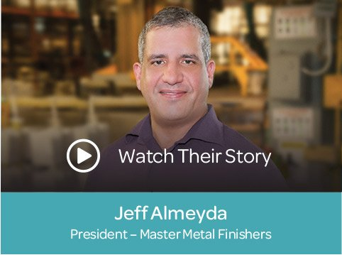 Business Testimonials - Master Metal Finishers