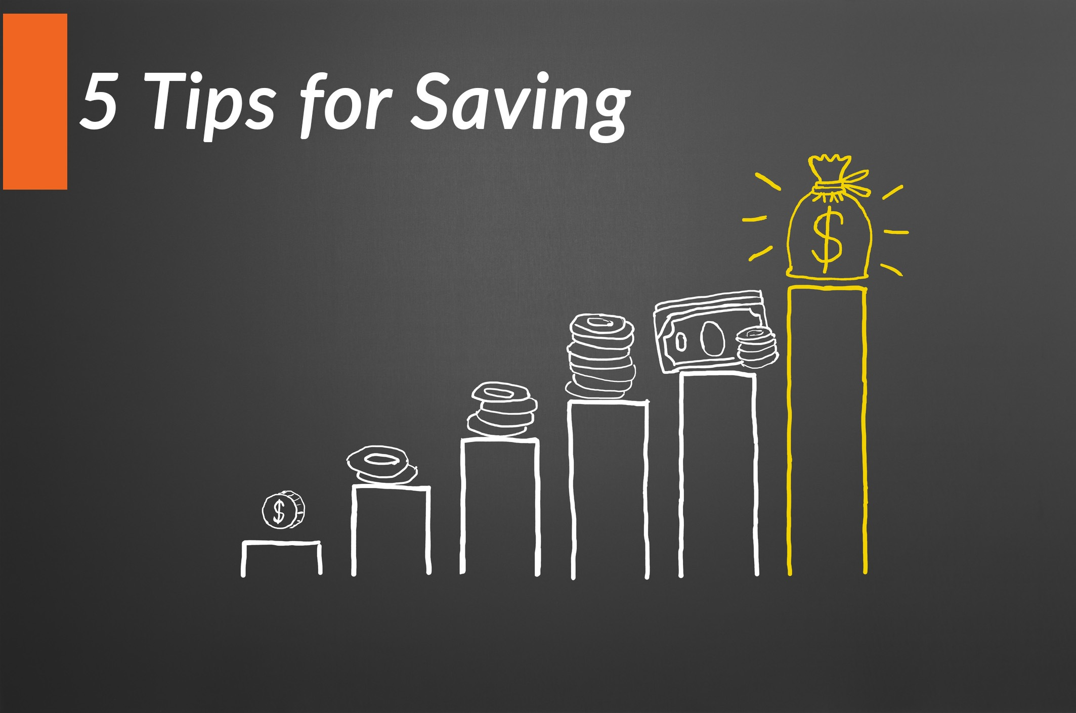 5 Financial Goal Setting Tips