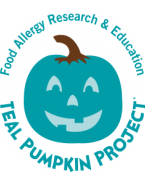 FARE Teal Pumpkin Project Logo