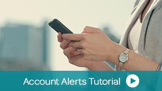 Account Alerts Tutorial